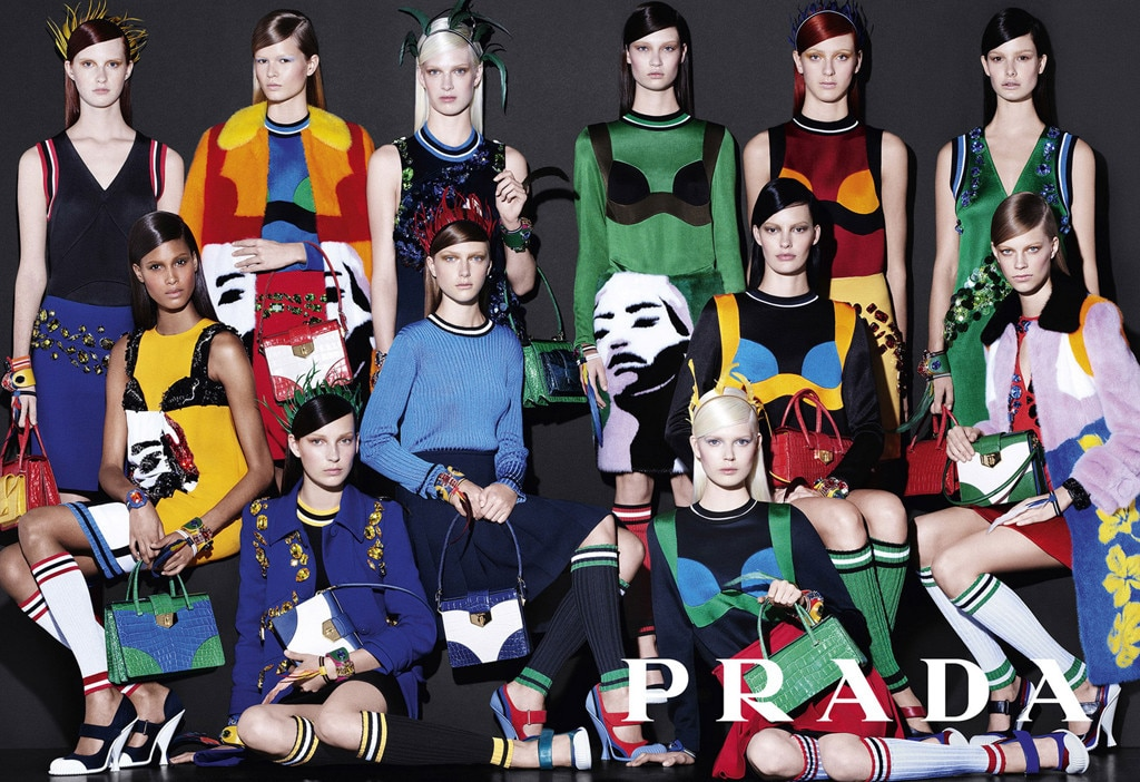 The Fabulist, Artwork Fashion, Prada