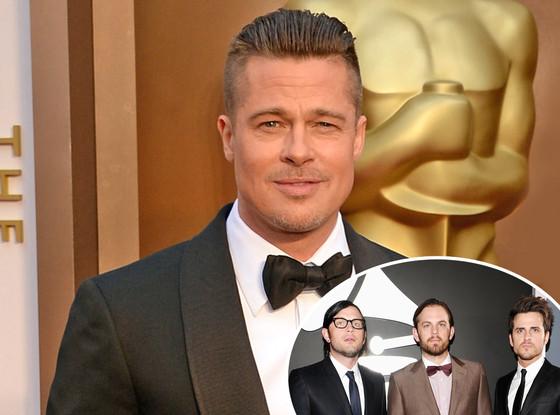 Brad Pitt, Kings of Leon
