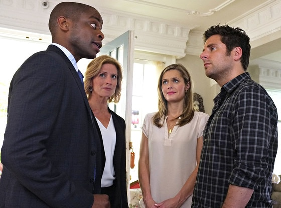 Psych, James Roday, Dule Hill, Kirsten Nelson, Maggie Lawson