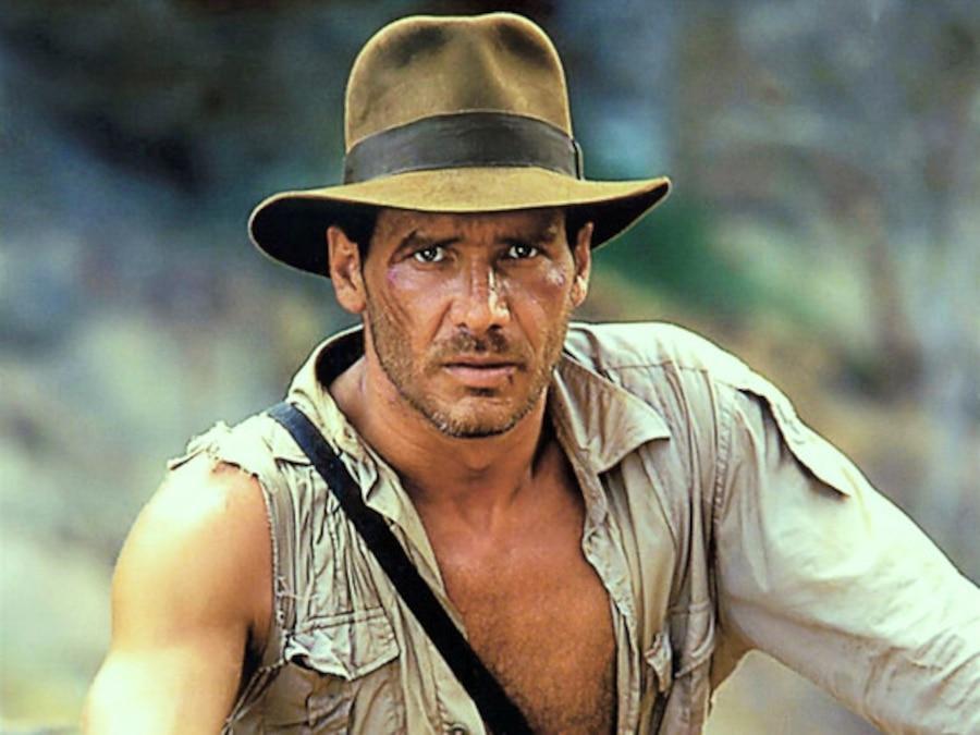 Harrison Ford, Indiana Jones