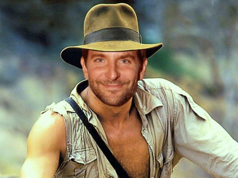 Indiana Jones Photoshop, Bradley Cooper