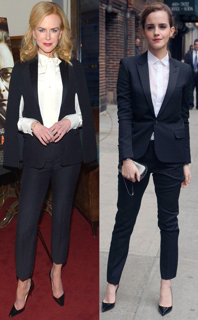 Nicole Kidman, Emma Watson