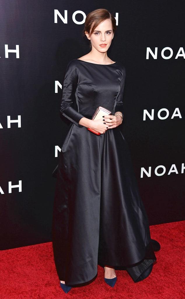 Emma Watson, Oscar de la Renta