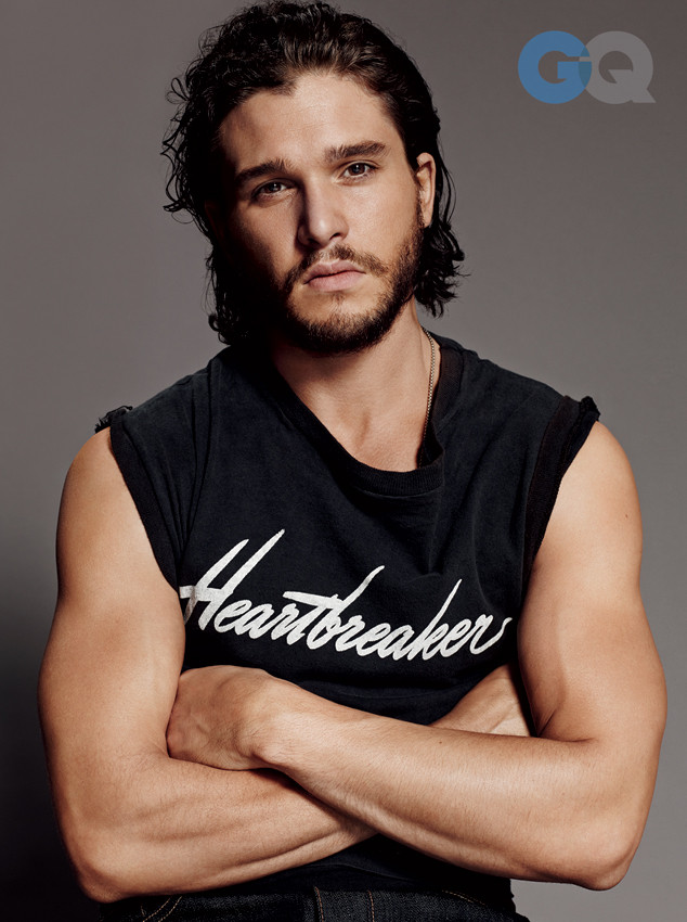 Kit Harington, GQ Magazine
