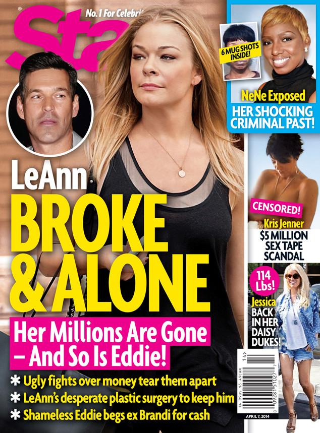 LeAnn Rimes, Star Magazine