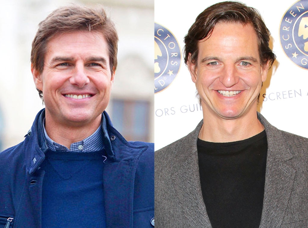Tom Cruise & William Mapother from These Stars Are Related