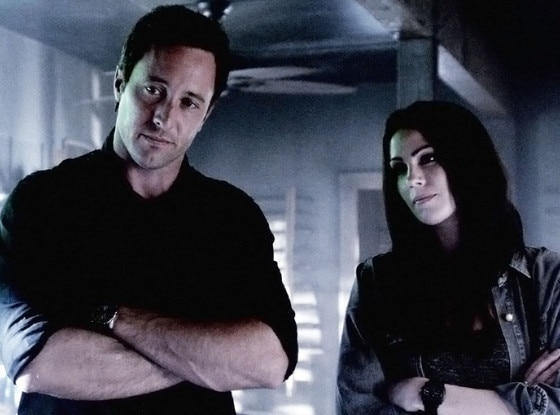 HAWAII FIVE-0, Michelle Borth, Alex O'Loughlin