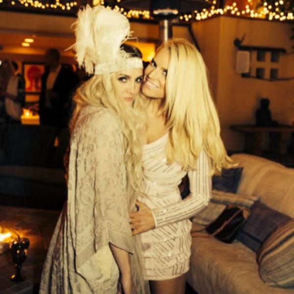 Ashlee Simpson, Jessica Simpson, Instagram