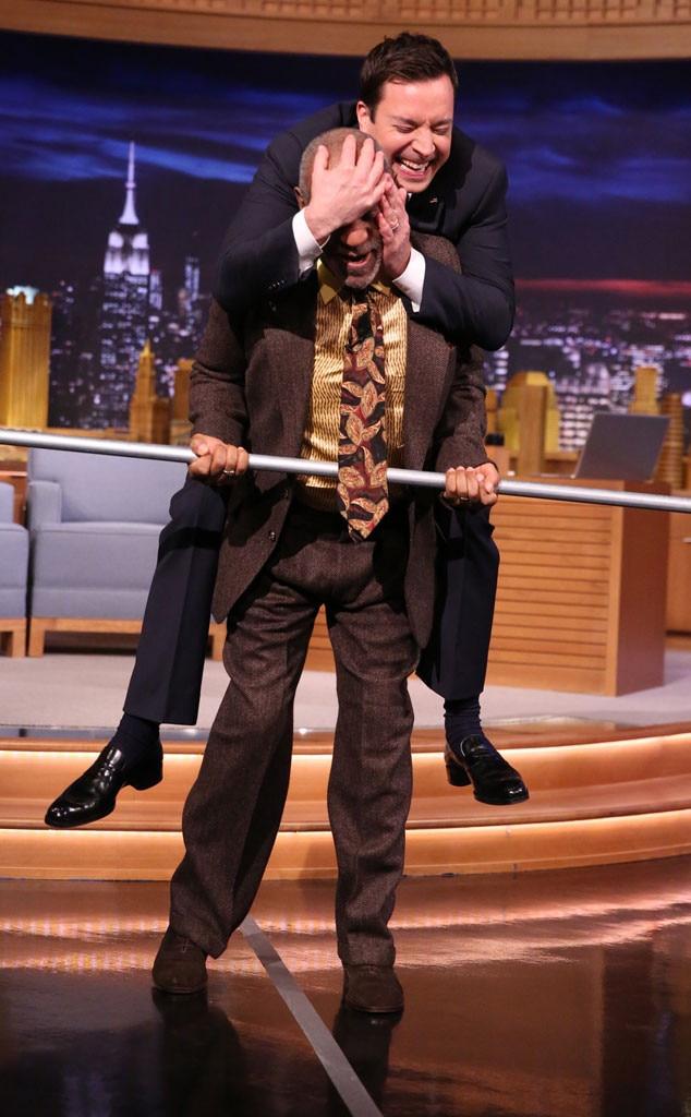 Bill Cosby, Jimmy Fallon, Tonight Show