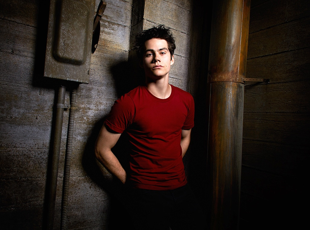 Dylan O'Brien, Teen Wolf