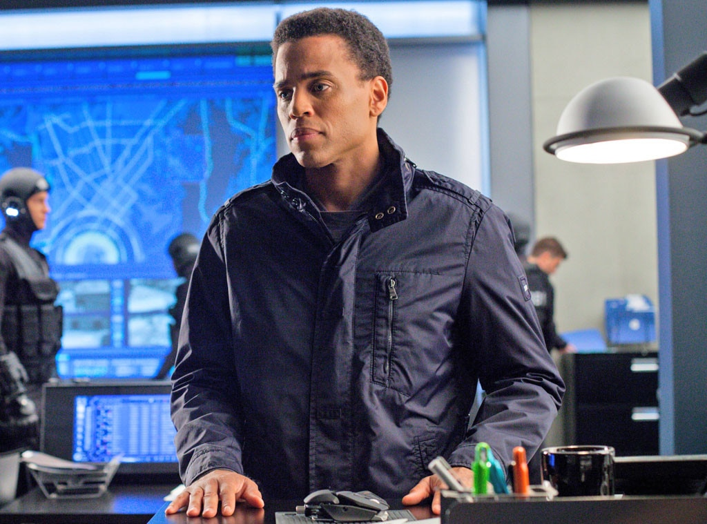 Almost Human, Michael Ealy