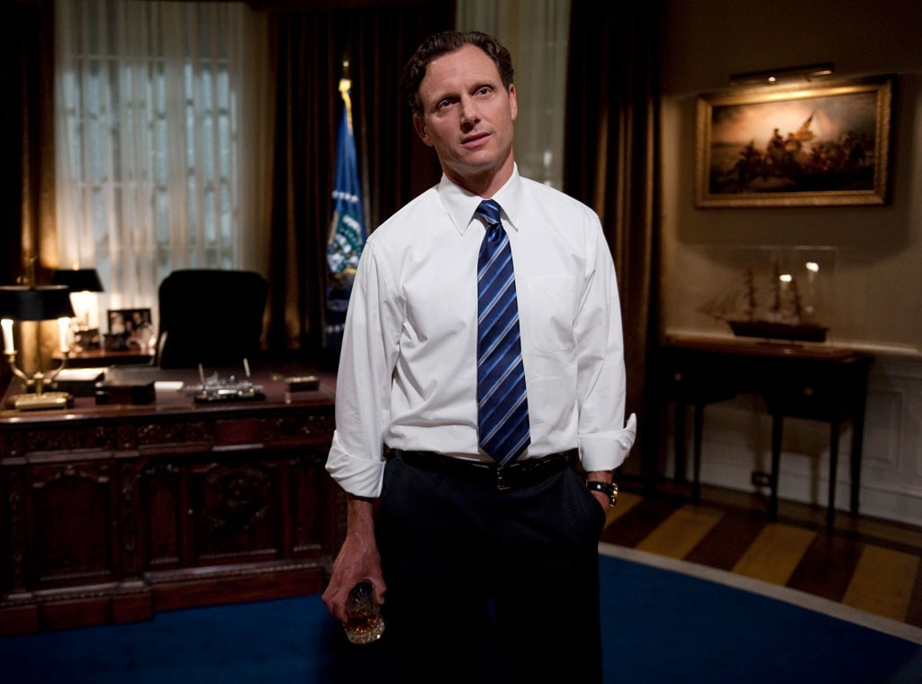 Tony Goldwyn, Scandal
