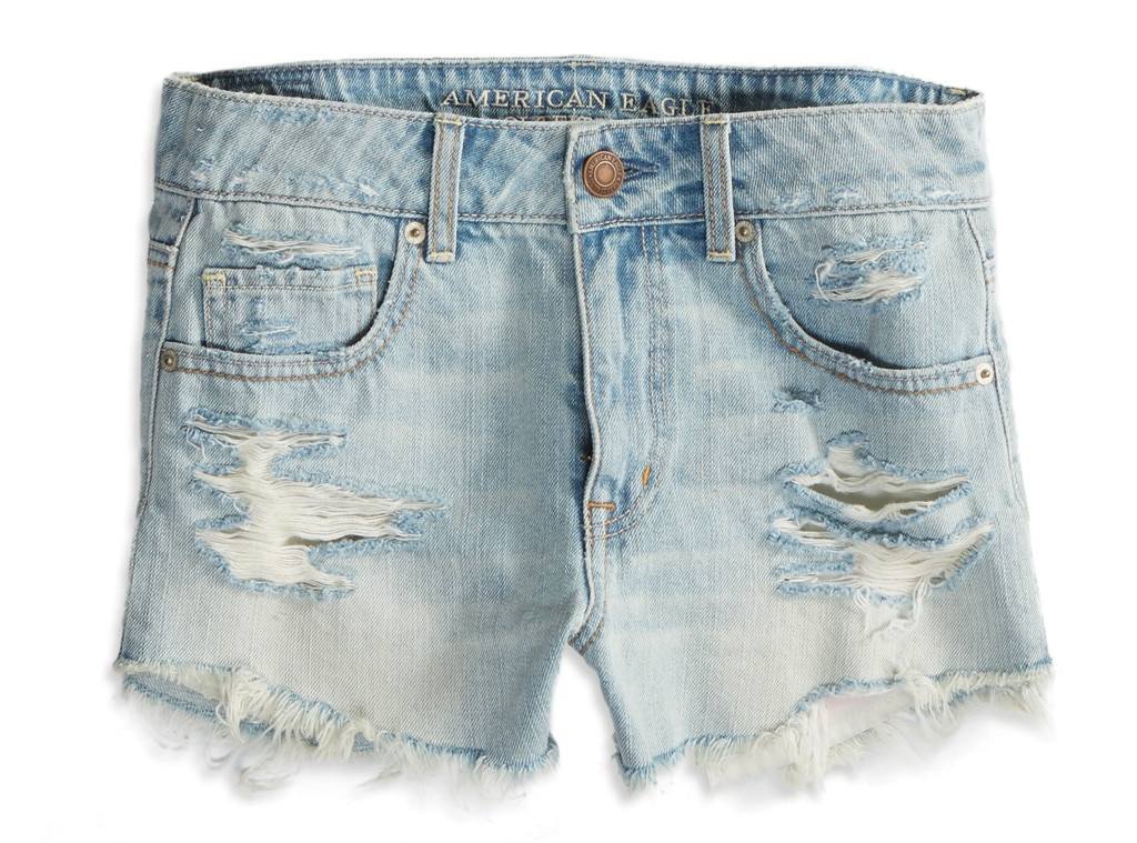 Coachella Fashion, Denim Shorts