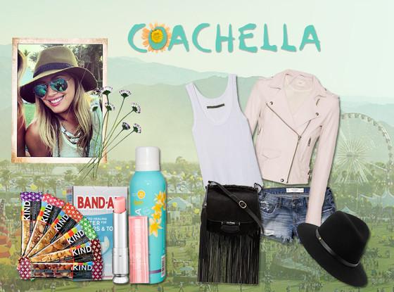 Hilary Duff, Coachella