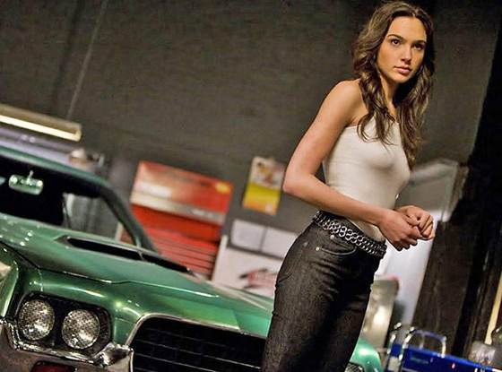 Gal Gadot, Fast and Furious