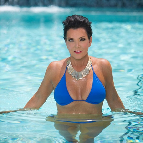 Kris Jenner Not Following In Kim Kardashian's Footsteps