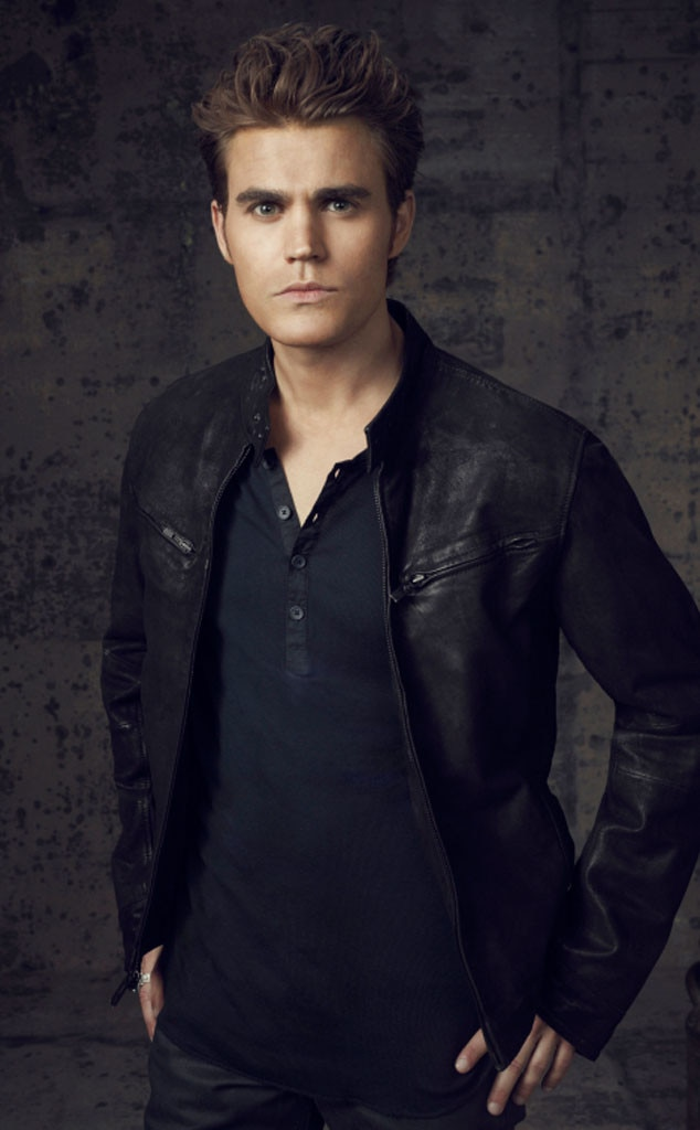 Paul Wesley Fan Site