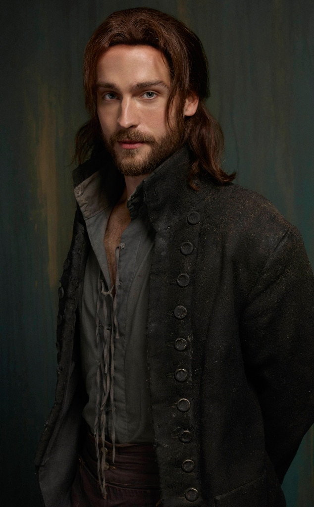 SLEEPY HOLLOW, Tom Mison