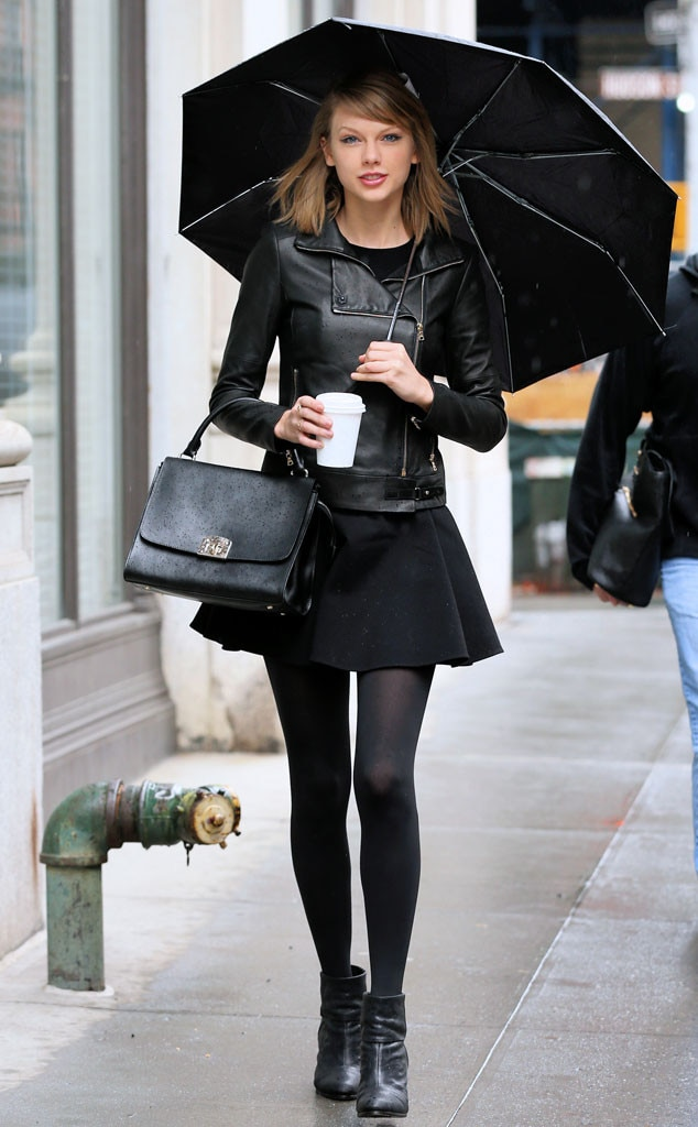 Taylor Swift, Rainy Day Style