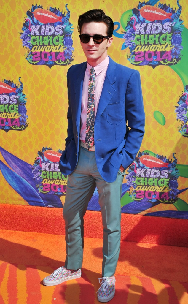 Drake Bell, Kids Choice Awards 2014