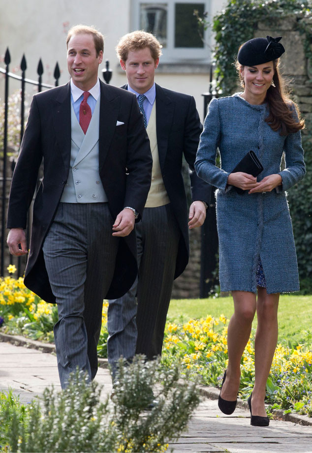 Duke of Cambridge, Duchess of Cambridge, Prince Harry, Kate Middleton, Prince William