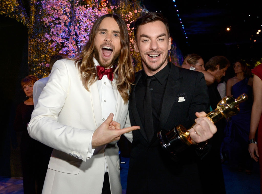 Jared Leto, Shannon Leto, Governors Ball, Oscars