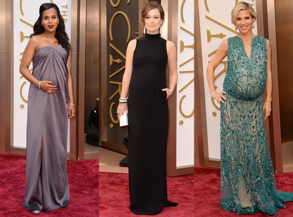 Kerry Washington, Olivia Wilde, Elsa Pataky, Oscars