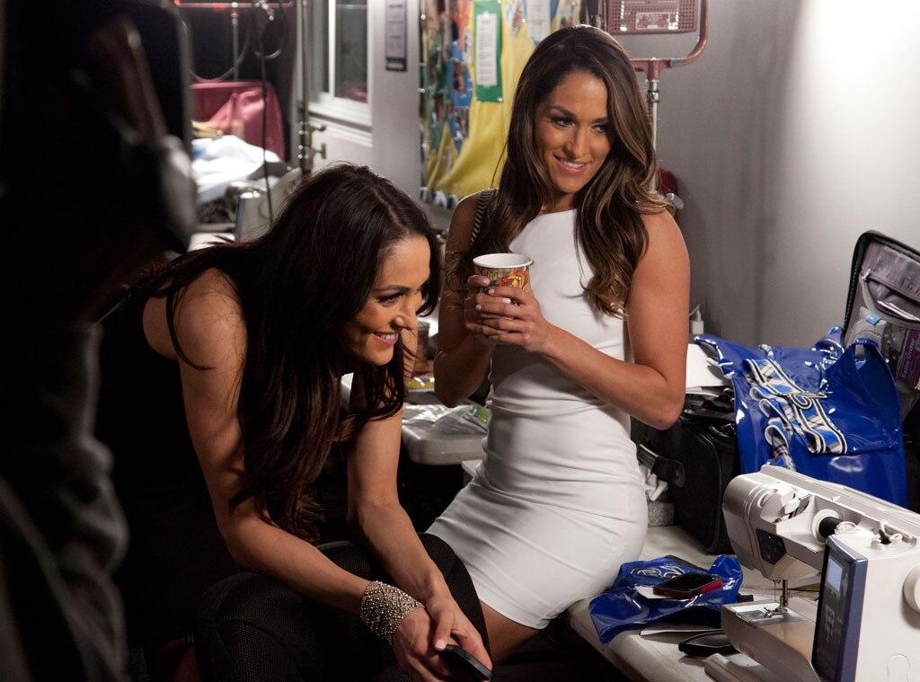 Total Divas, Nikki, Brie Bella