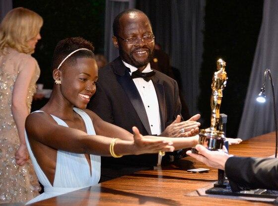 Lupita Nyong'o, Governors Ball, Oscars