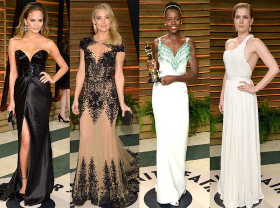 Oscars, After party Dresses