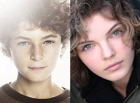 David Mazouz, Camren Bicondova