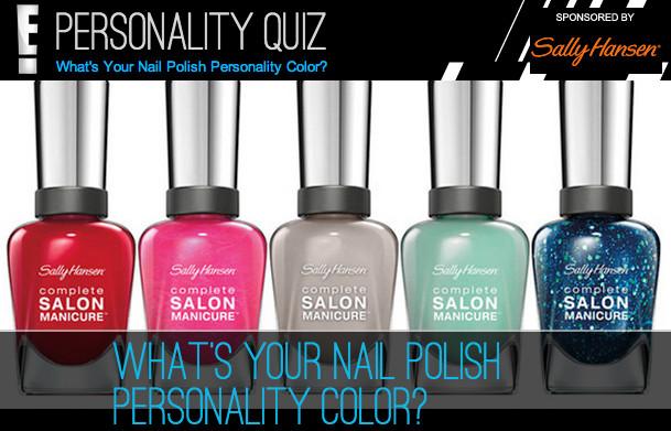 Nail Polish Quiz