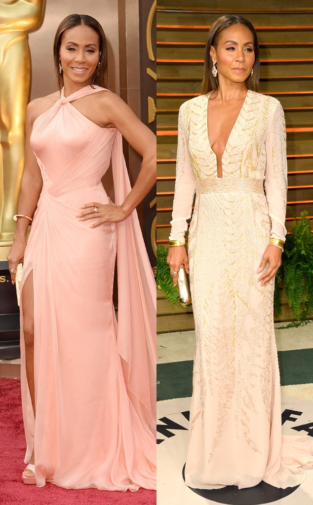 Jada Pinkett Smith, Oscar, After Party Dresses
