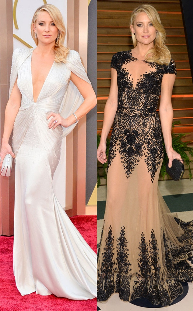 Kate Hudson, Oscars, After Party Dresses