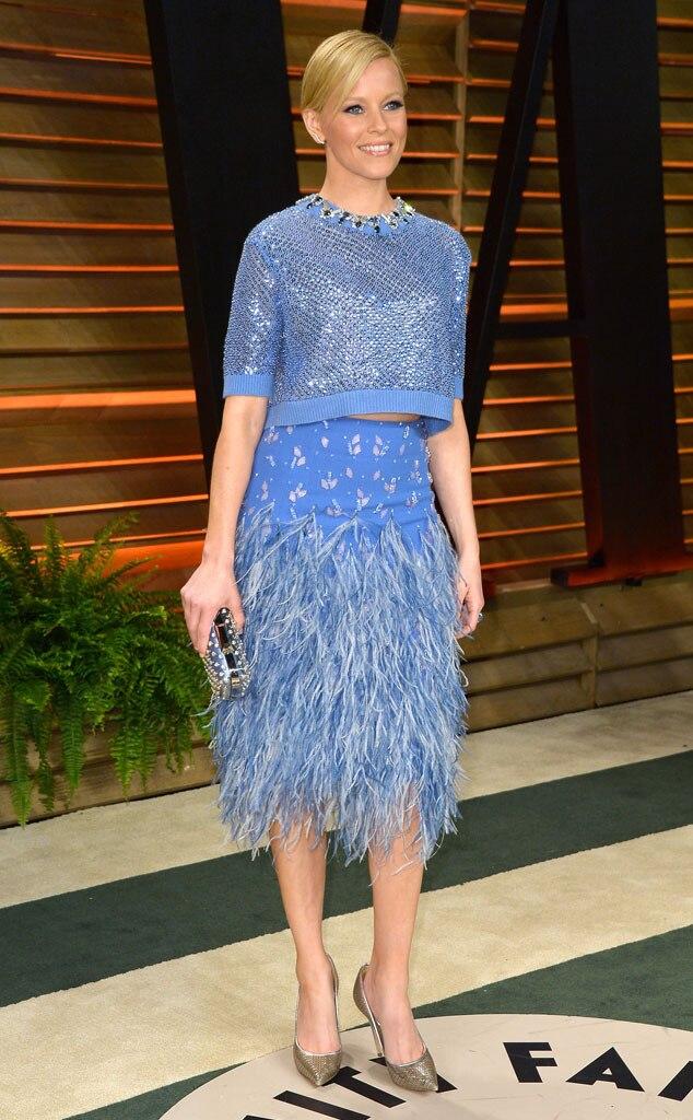 Elizabeth Banks, Oscars, After Party Dresses