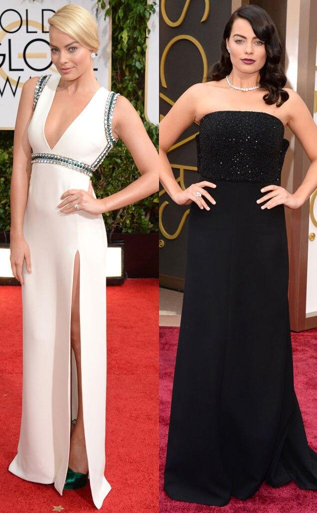 Margot Robbie, Golden Globes, Oscars