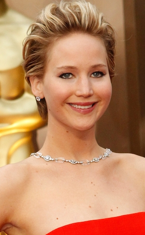 Jennifer Lawrence, Beauty, Oscars