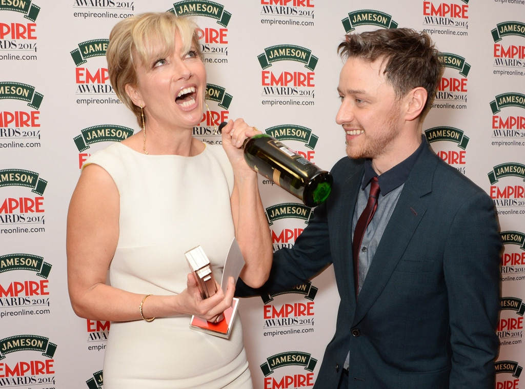 Emma Thompson, James McAvoy
