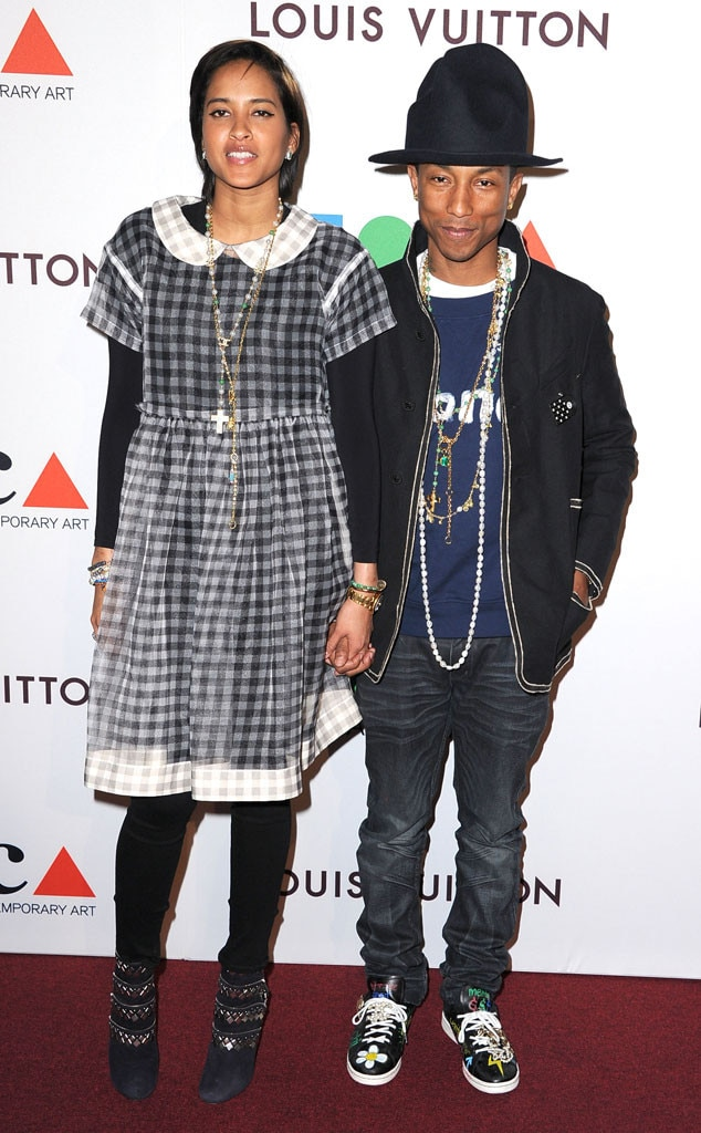 Pharrell Williams, Helen Lasichanh, MOCA