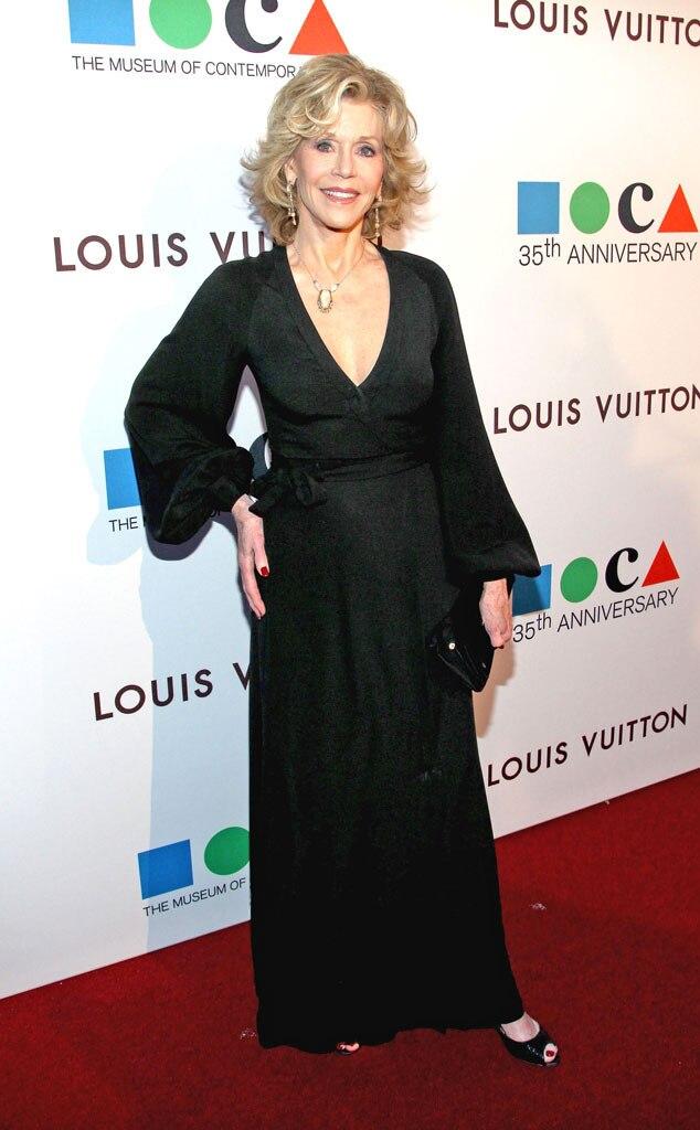 Jane Fonda, MOCA