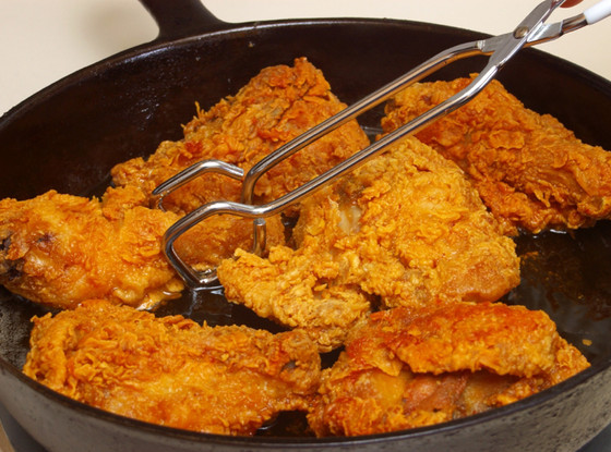Cooking Tips, Fried Chicken
