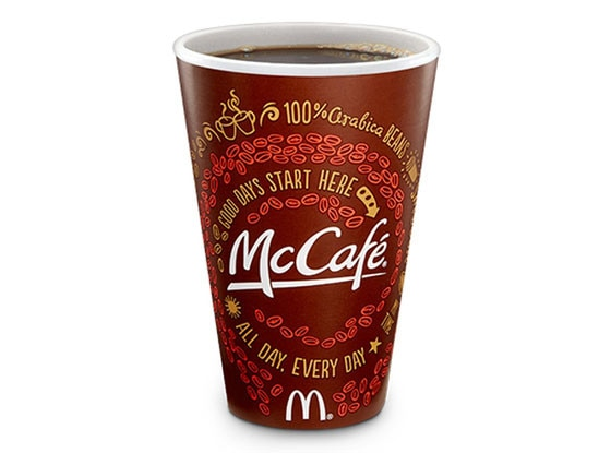 McDonald's Coffee, McCafe
