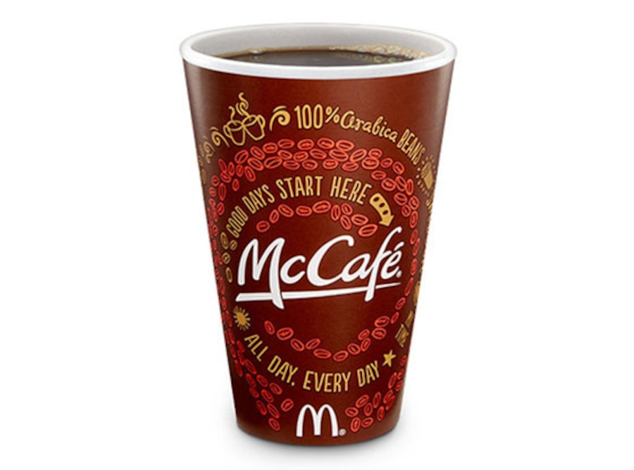 McDonald's Coffee, McCafe