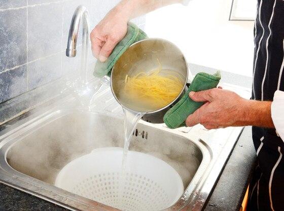 Cooking Tips, Pasta Colander
