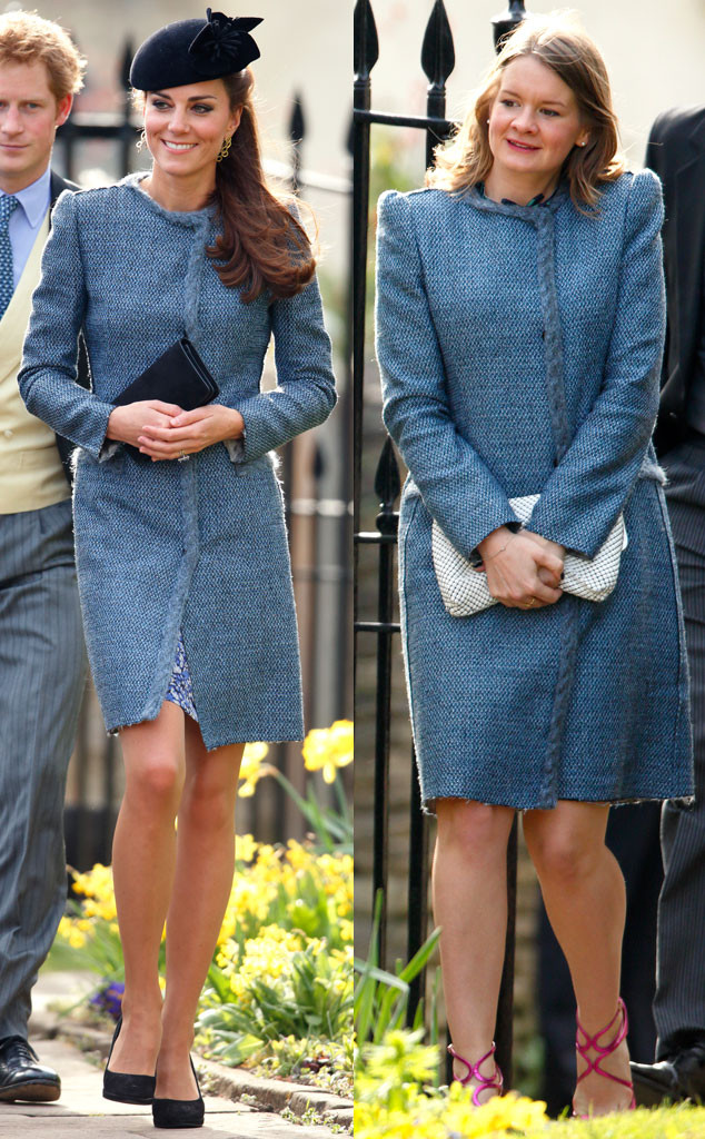 Kate Middleton, Duchess Catherine, Wedding Guest