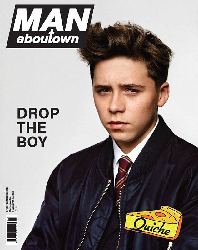 Man About Town, Brooklyn Beckham