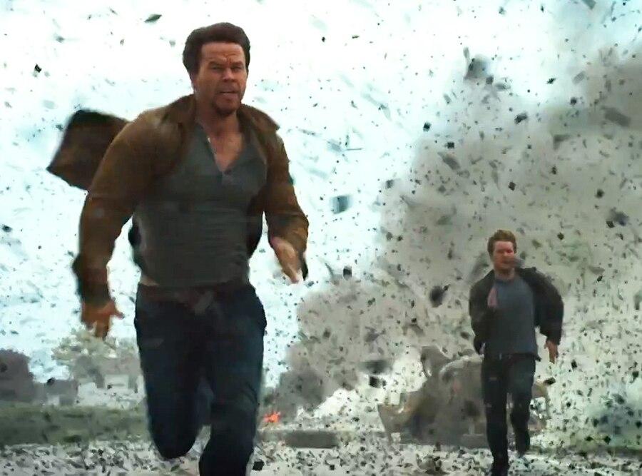 Transformers, Mark Wahlberg