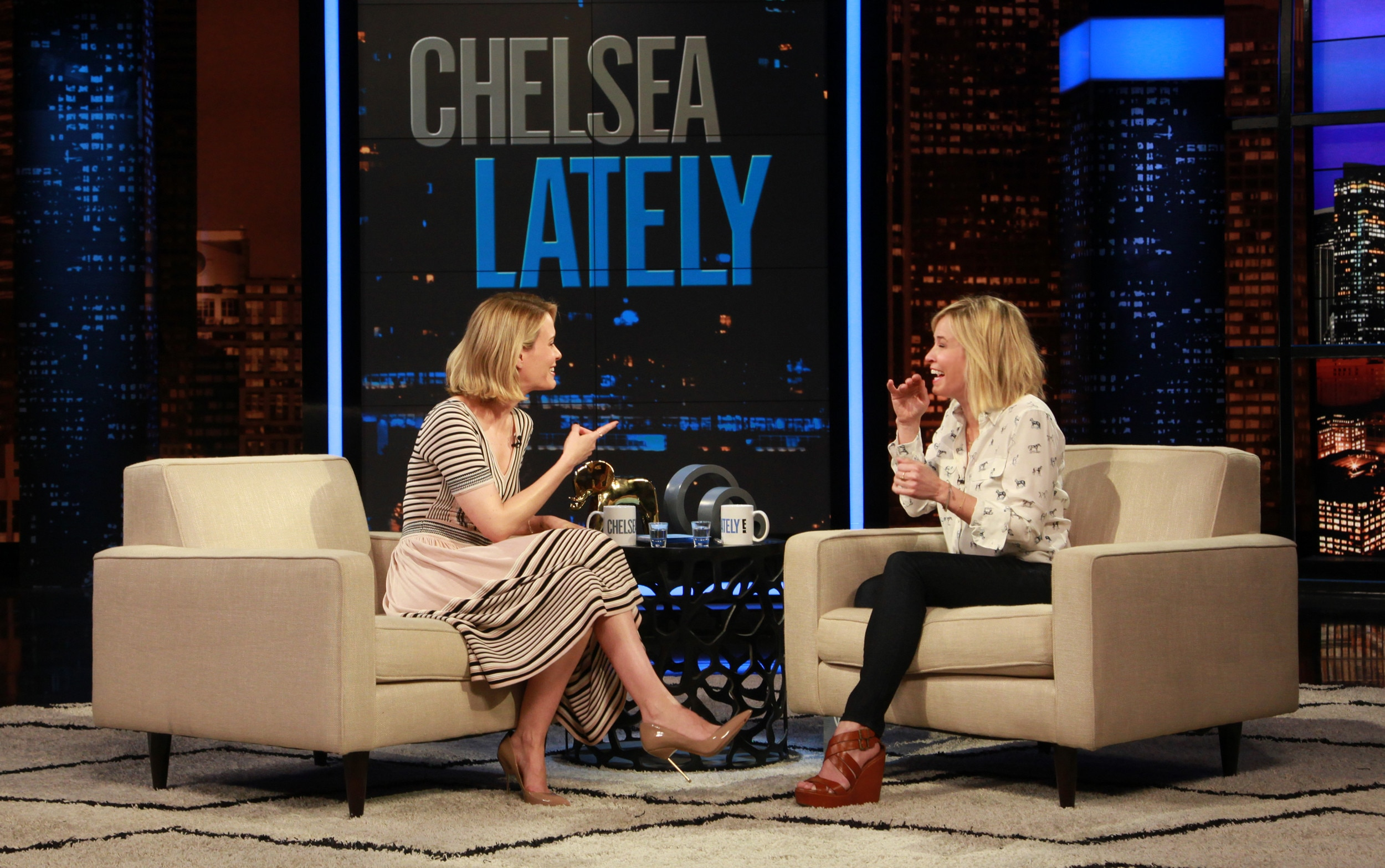 Chelsea Lately Weekly Round-Up 2/24