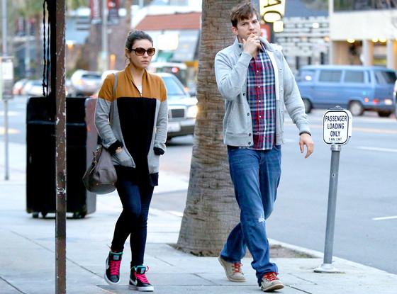 Mila Kunis, Ashton Kutcher