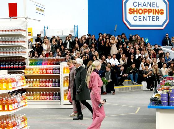 Cara Delevingne, Karl Lagerfeld
